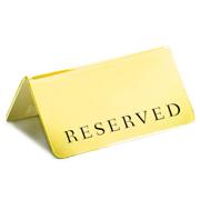 Rezervácia stola